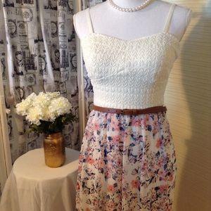Lily Rose Maxi Dress